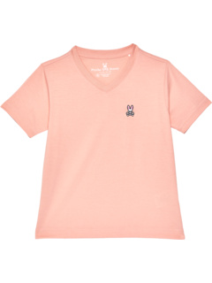 Классическая футболка с V-образным вырезом (для детей младшего и школьного возраста) Psycho Bunny Kids