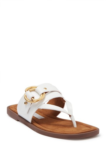 Buckle Vamp Sandal Stella McCartney