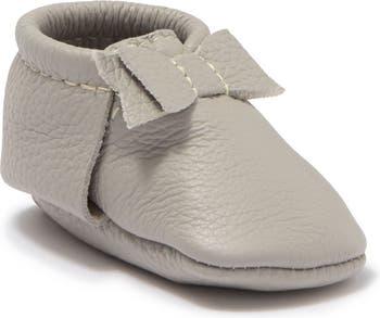 Обувь для детской кроватки с мокасинами с бантом для первой пары Freshly Picked