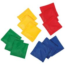 Спортивные сумки Franklin Sports, 12 штук, 5 дюймов, нейлоновые мешки для фасоли Franklin Sports