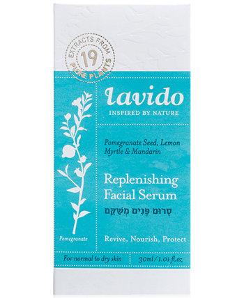 Восстанавливающая сыворотка для лица, 1,01 унции. Lavido