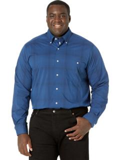 Рубашка в клетку Big & Tall Navtech Nautica Big & Tall