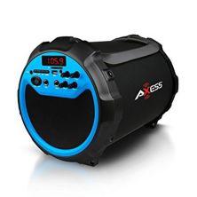 Axess Внутренний / Открытый Bluetooth, 6 сабвуферов, 3 рупора 2.1 динамика Axess
