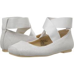 Metallic Ballet Flat (Малыш / Маленький ребенок / Большой ребенок) Janie and Jack