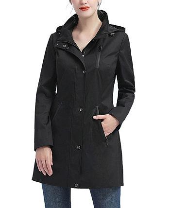 Женская водонепроницаемая куртка-анорак с капюшоном Molly Kimi + kai