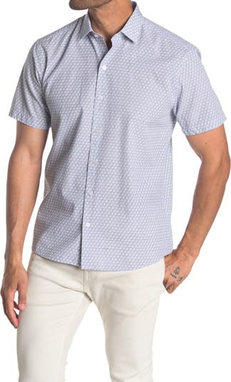 Рубашка с коротким рукавом Lismore ROBERT BARAKETT
