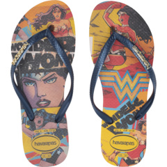 Тонкие шлепанцы Wonder Woman Havaianas