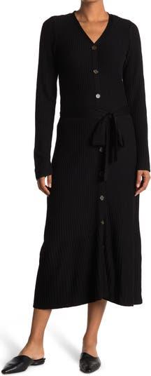 Платье-свитер с длинными рукавами Sandra Darren