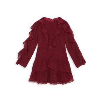 Платье Girl's Whit Rara Bardot Junior