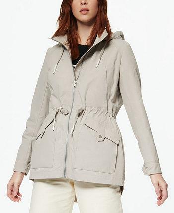 Женская куртка-парка от дождя с капюшоном Marc New York by Andrew Marc