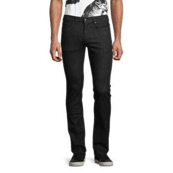 Straight-Leg Jeans Versace Collection