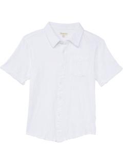 Пляжная рубашка на пуговицах с короткими рукавами (для малышей / маленьких детей / детей старшего возраста) Appaman Kids