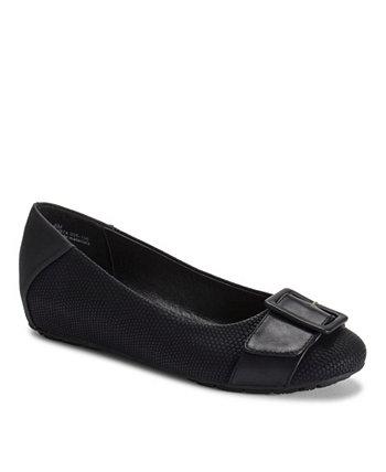 Женские туфли на плоской подошве Kadin Baretraps