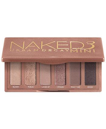 Naked3 Mini Eyeshadow Palette Urban Decay