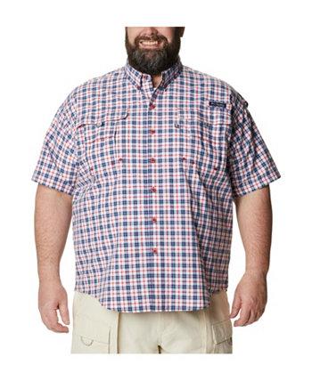 Мужская рубашка с длинными рукавами Big Bahama Super Bahama Columbia