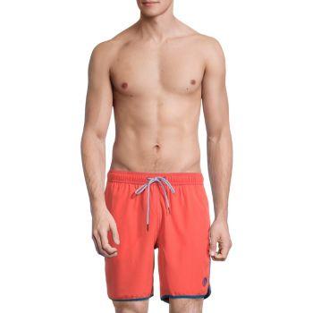 Solid Swim Shorts Mr Swim