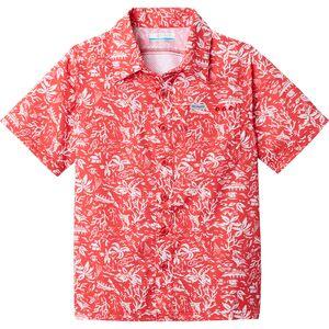 Рубашка Camp с короткими рукавами Columbia Slack Tide Columbia