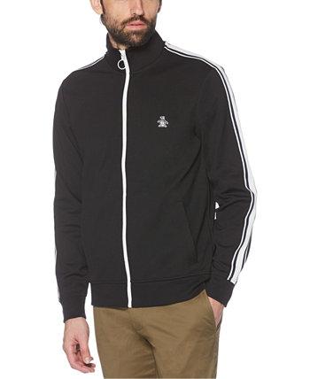 Мужская спортивная куртка Earl с молнией во всю длину Original Penguin