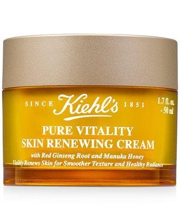 Обновляющий крем для кожи Pure Vitality, 1,7 унции. Kiehl's Since 1851