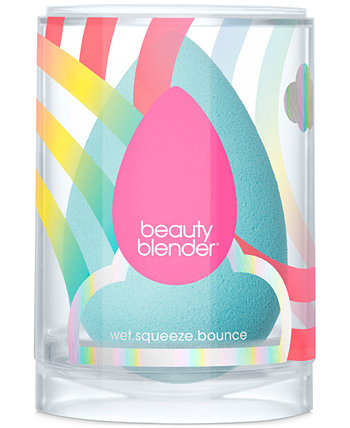 Аквамариновый блендер Beautyblender