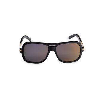 60MM Oversized Square Sunglasses DSQUARED2
