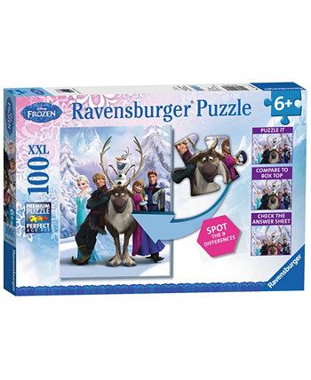 Disney Frozen - The Frozen Difference - 100 шт. Ravensburger
