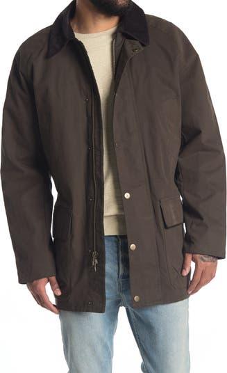 Пальто с застежкой-молнией спереди Rainforest