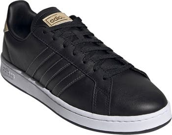 Grand Court Leather Sneaker Adidas
