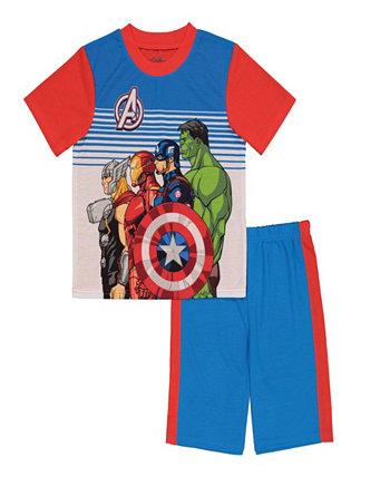 Big Boys Two Piece Set Avengers