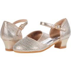 Обувь с заклепками Giselle (Маленький ребенок / Большой ребенок) Badgley Mischka Kids