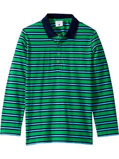 Рубашка-поло с длинным рукавом (для малышей / маленьких детей / детей старшего возраста) Toobydoo
