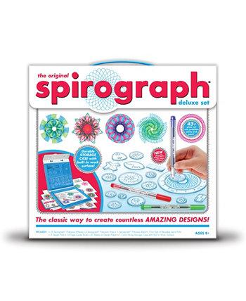 Делюкс набор Spirograph