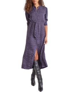 Макси платье-рубашка Bella dahl