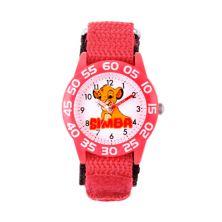 Детские часы Disney's The Lion King Simba Time Teacher для учителей Disney