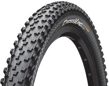 Покрышка Cross King Folding ProTection + Black Chili для горного велосипеда - 27,5 x 2,2 Continental