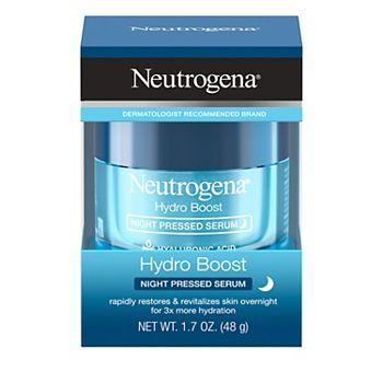 Neutrogena Hydro Boost Purified Hyaluronic Acid Pressed Night Serum Neutrogena