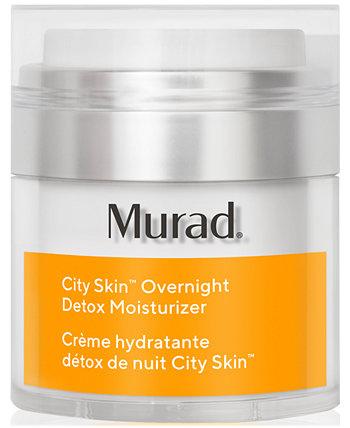 City Skin Overnight Detox Moisturizer, 1,7 эт. унция $ 12.99 Murad