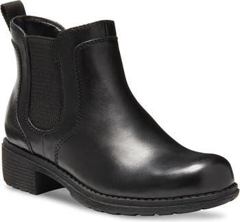 Двойные кожаные ботинки челси Eastland