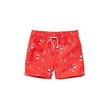 Baby, Little Boy's & Boy's Sail Swim Trunks Janie and Jack