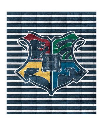 Хогвартс 4.5 фунта Взвешенное одеяло Harry Potter
