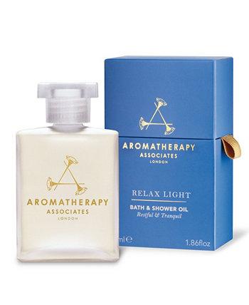 Легкое расслабляющее масло для ванны и душа для тела, 55 мл Aromatherapy Associates