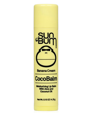 Увлажняющий бальзам для губ Coco Balm, 0,15 унции. Sun Bum