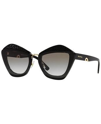Женские солнцезащитные очки, MU 01XS 67 MIU MIU