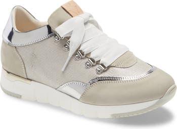 Кроссовки Zorina на шнуровке RON WHITE