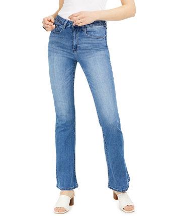 Выцветшие расклешенные джинсы Numero