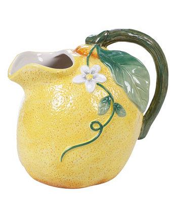 Цитрон 3-мерный кувшин лимона Certified International