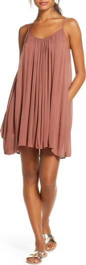 Платье-комбинация с прикрытием ELAN