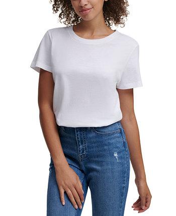 Боди из футболки с короткими рукавами Calvin Klein