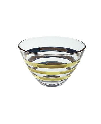 Десертная чаша с изображением кирпича из золота 585 пробы Classic Touch