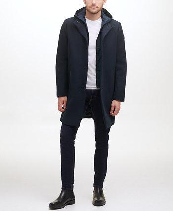 Мужская куртка Walker из шерсти, смешанной техники Kenneth Cole New York